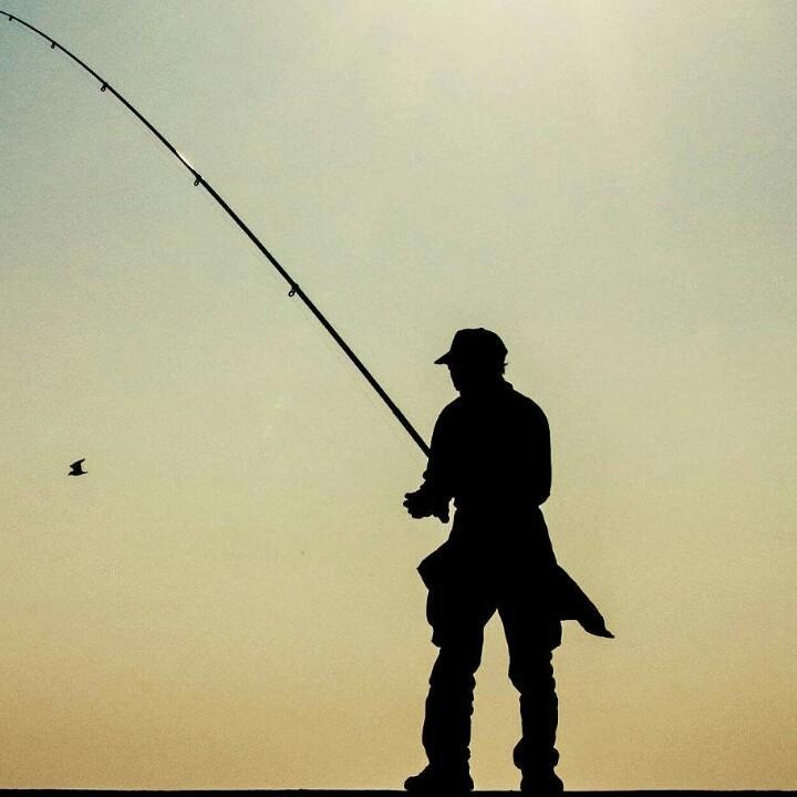 钓鱼小方法