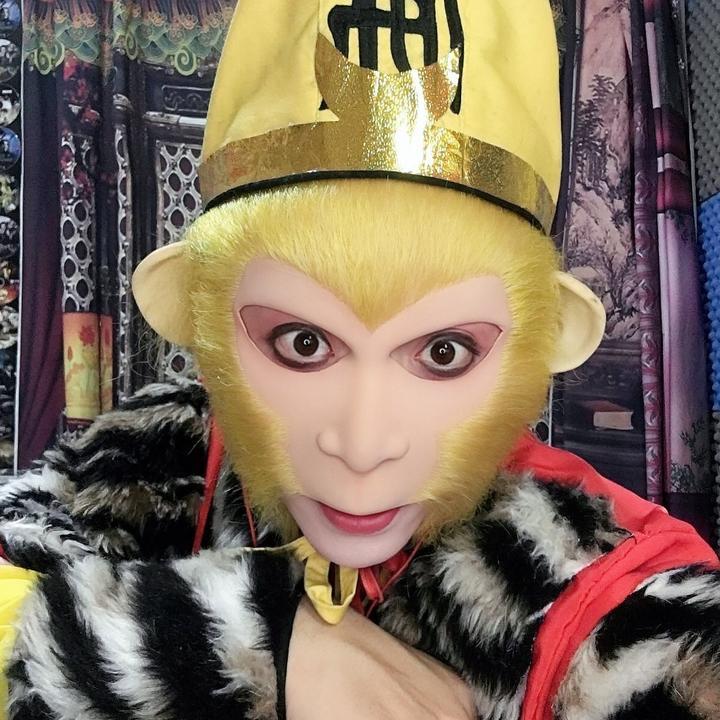 美猴王✨阿明!