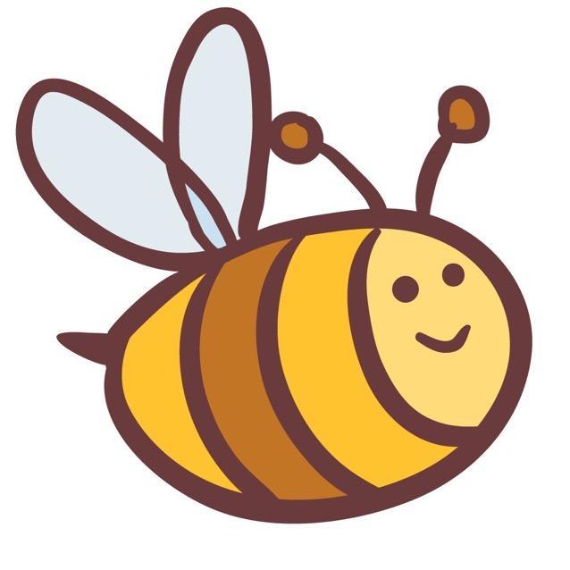 瞎画小蜜蜂