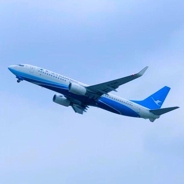 厦门大龙-飞机拍摄